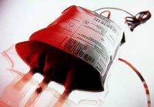 Переливание крови грозит гепатитом