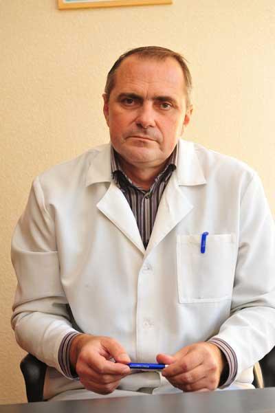 доцент кафедры онкологии Запорожской медицинской академии последипломного образования Сергей Пащенко.
