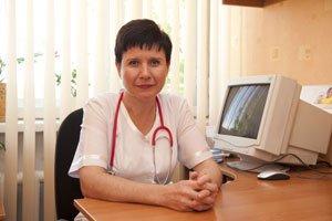 Ирина Денисенко, заведующая отделением анестезиологии и интенсивной терапии новорожденных 5-й детской городской больницы