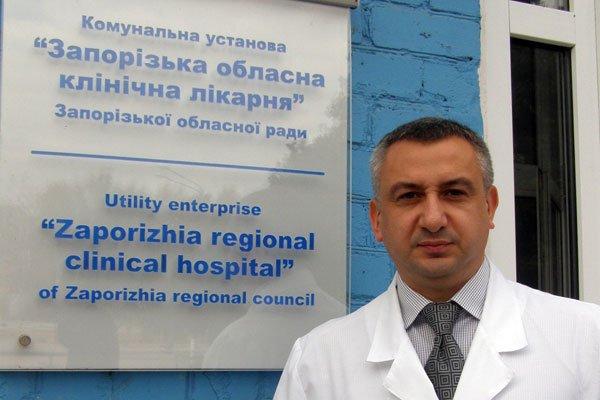 Игорь Шишка не вернется на должность главврача Запорожской областной больницы