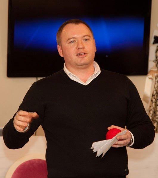 Запорожский психотерапевт и бизнес-тренер Евгений Гетманчук, рассказывает о том, почему все болезни от нервов.