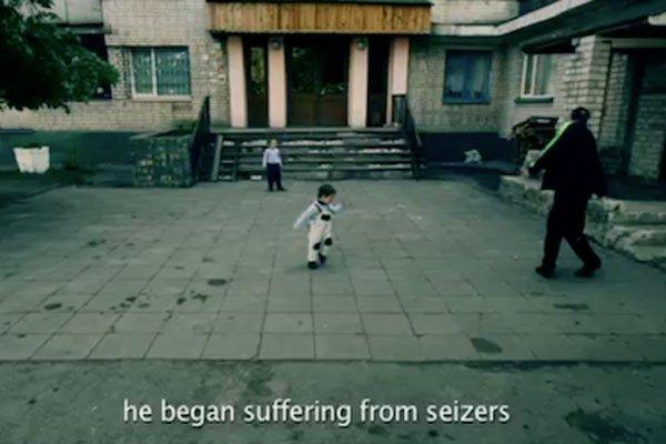 Английские сценаристы снимают фильм про секреты аутизма в Украине