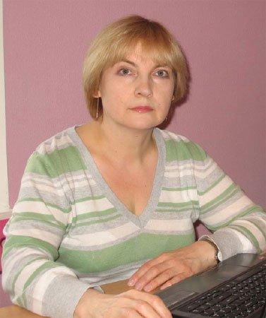 Ольга Доленко – главный врач Запорожского областного дошкольного психоневрологического центра санаторного типа