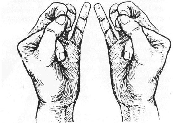Во время жары йоги советуют свернуть язык трубочкой