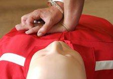 В Запорожье МЧС и Красный крест обучали пляжников спасению утопающих
