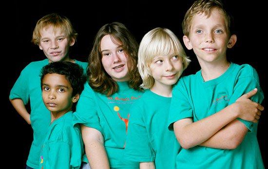 В США один из 50 детей имеет диагноз аутизм