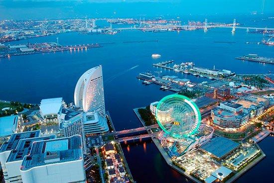 Туры в Иокогаму, Япония