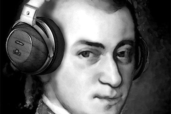 Музыка Моцарта улучшает мозговую деятельность