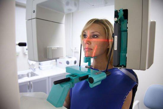 Ортопантомограмма в стоматологии