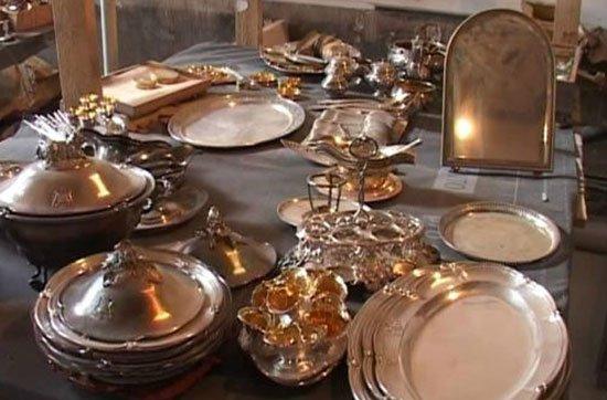 Почему серебряная посуда полезна для здоровья?