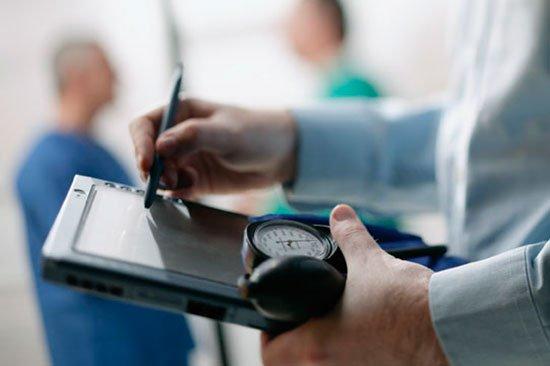 Медицинские карты украинцев станут электронными