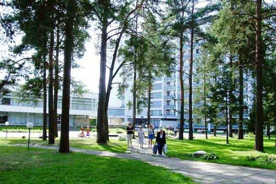 Лечение и отдых в санаториях Санкт-Петербурга и области