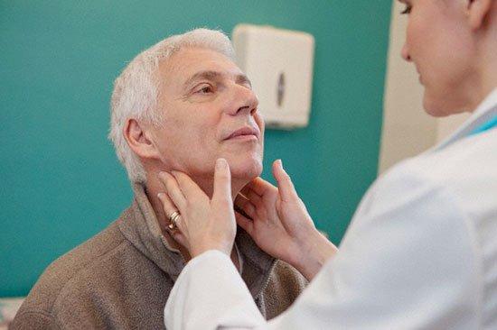 Безобидная простуда может оказаться лимфомой