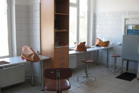 В Запорожье отремонтировали одно из отделений бюро судмедэкспертизы