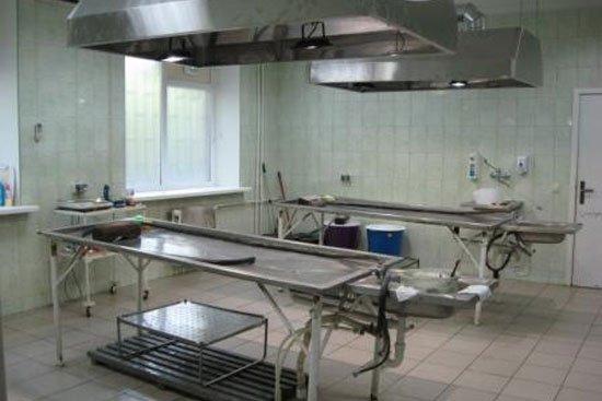 Запорожские паталогоанатомы получили новое оборудование от «Красного Креста»