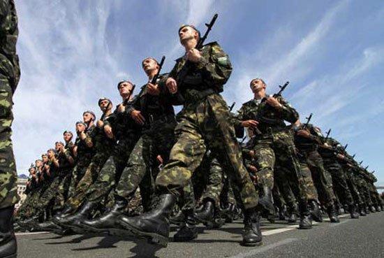 Запорожские студенты медики собирают помощь для военнослужащих