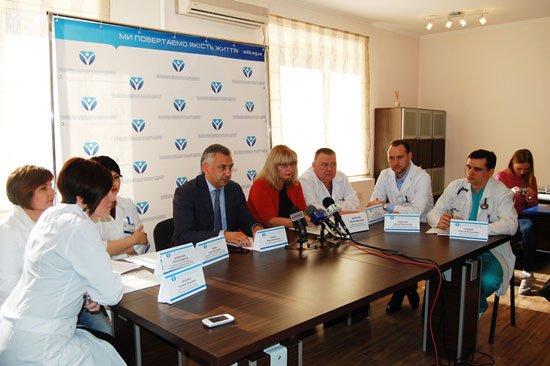 В Запорожье прошел круглый стол, посвященный профилактике инсультов