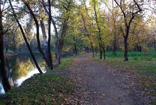 Утренняя пробежка по Запорожью – испытание воли
