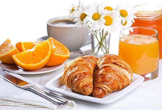 Завтрак. Есть или не есть?