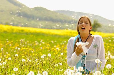 Летняя аллергия. Что делать?