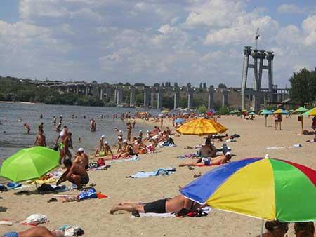 Топ-5 опасностей, поджидающих на запорожских пляжах