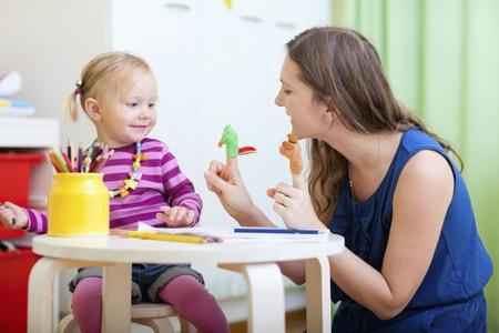 проблема с речью у детей